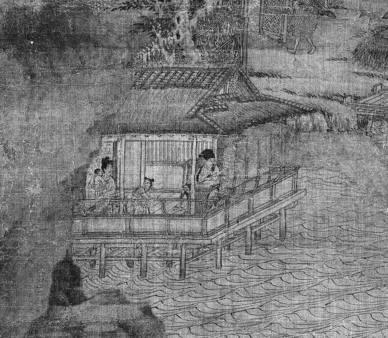 Detail of Riverbank