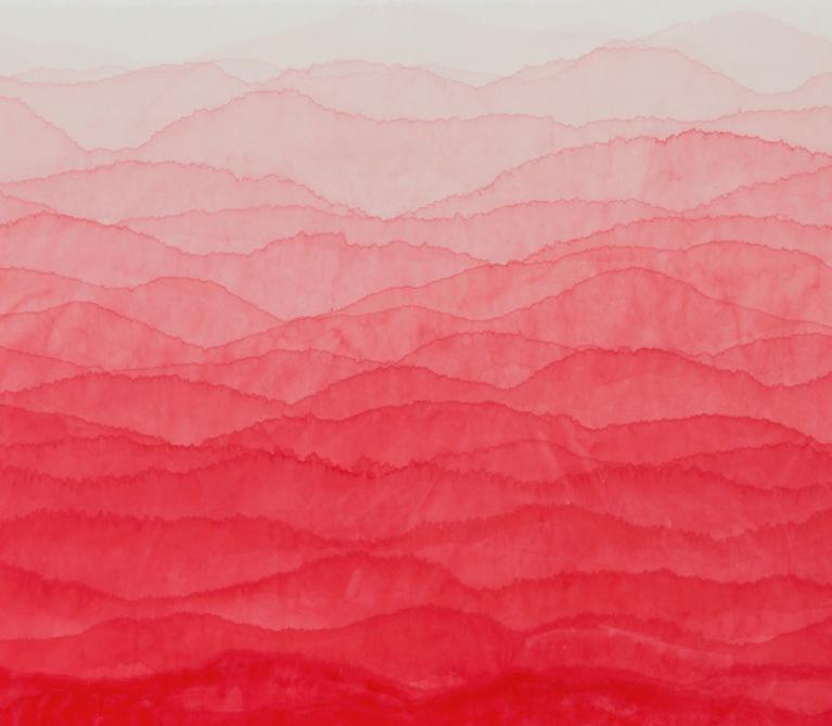 Image of Red Mountain by Minjung Kim