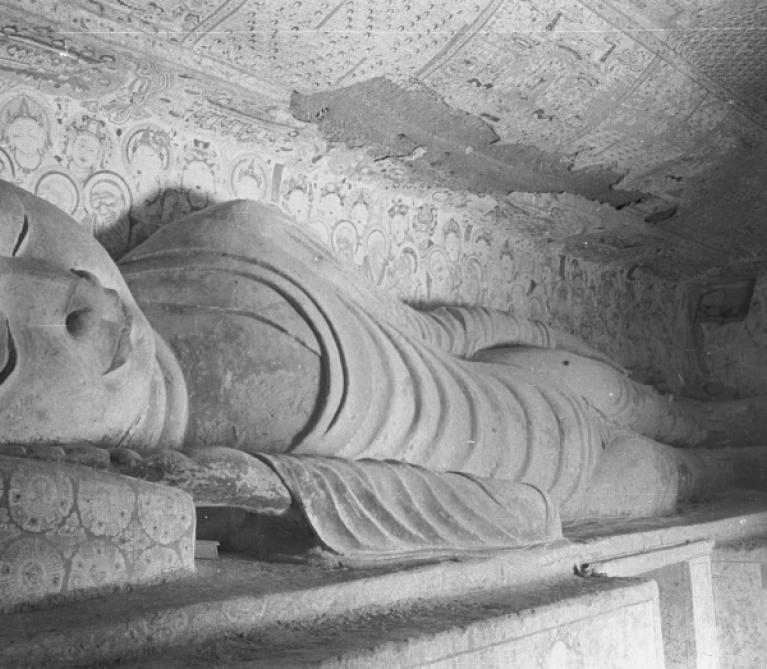 Photograph by James Lo from the Dunhuang caves